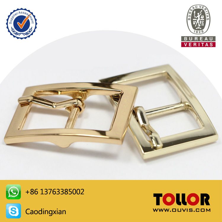 High Quality Adjuster Pin Buckle For Handbag And Belt Parts DIY Hardware For Bag Alloy Needle Buckle Wholesale