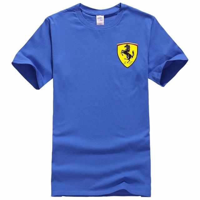 Ferrary Print T-Shirt For Men (10 colors)