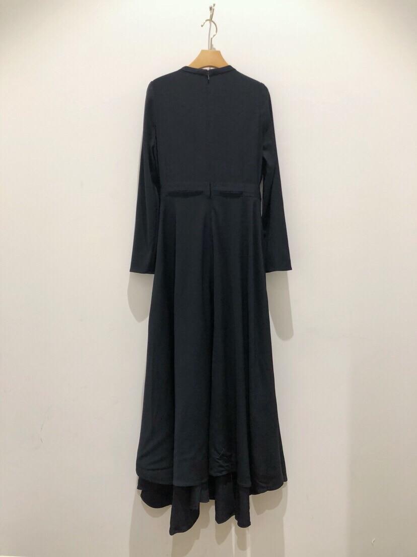 Rond Vêtements Col Robe Black Couleur Nouvelle Tailles En Dentelle 1 Pour Mode 2019 3 Femmes 8nk0OwPX