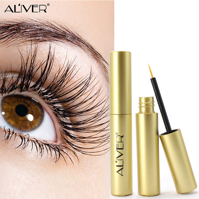 Aliver Eyelash Growth Serum 7 Day Eyelash Enhancer Longer Fuller