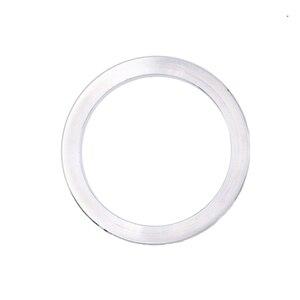 Image 4 - Rolamy 卸売高品質 316L ステンレス鋼シルバー黒文章 38.6 ミリメートル時計用 116500 116520