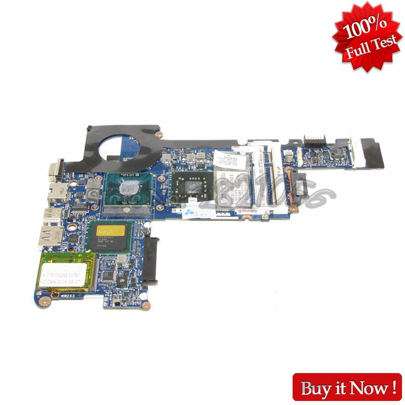 NOKOTION LA-4732P 530781-001 Laptop Motherboard For Hp pavilion DV3 DV3-2000 Mainboard GM45 DDR2 nokotion 653087 001 laptop motherboard for hp pavilion g6 1000 series core i3 370m hm55 mainboard full tested