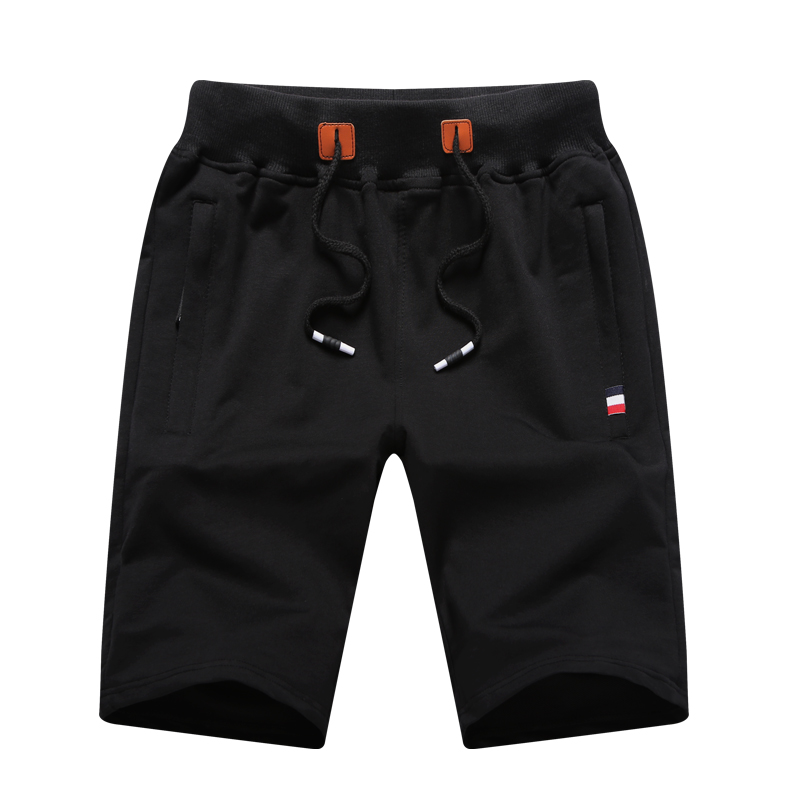 Shorts men Summer Cotton Shorts Men Fashion Boardshorts Breathable Male Casual Shorts Mens Short Bermuda Beach Short Pants Hot 9 12