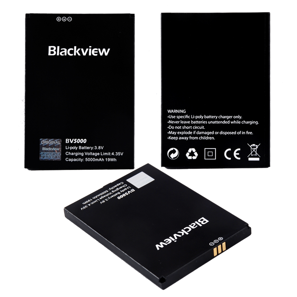 bilder für 100% Original Backup Blackview BV5000 Batterie Für Blackview BV5000 Smart Handy + + Spurhaltungszahl + Auf Lager