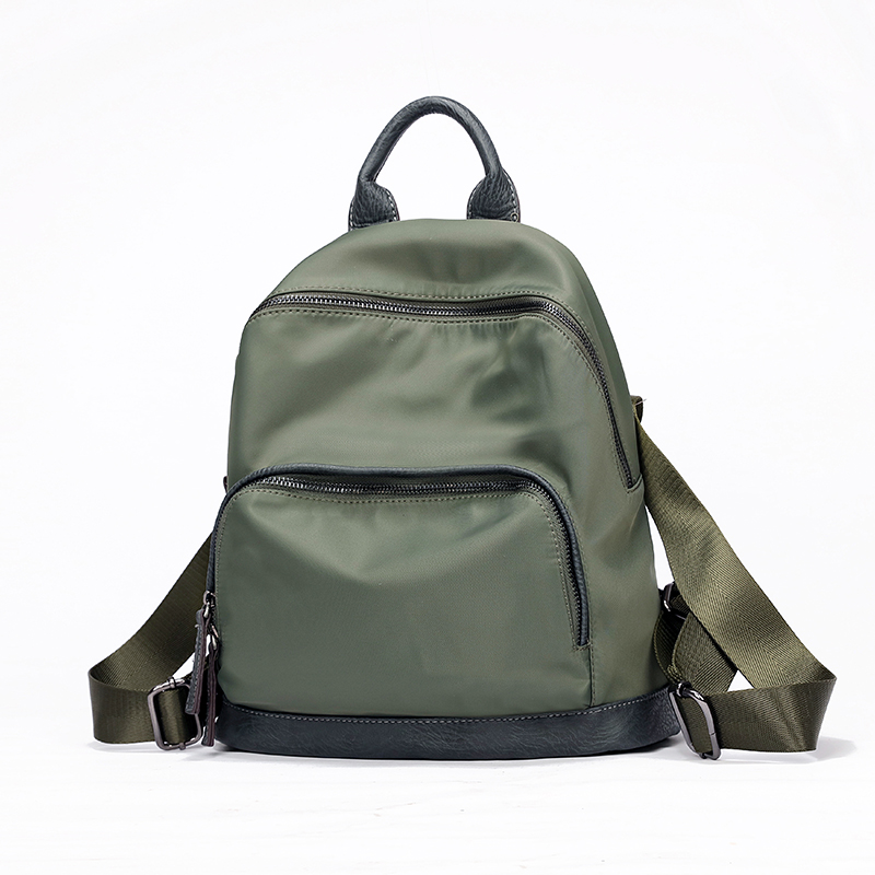 Backpack Femalesummer New Korean Tide All Match Nylon Oxford Cloth Leisure Bag Travel Back Pack Female School Bags For Teenage