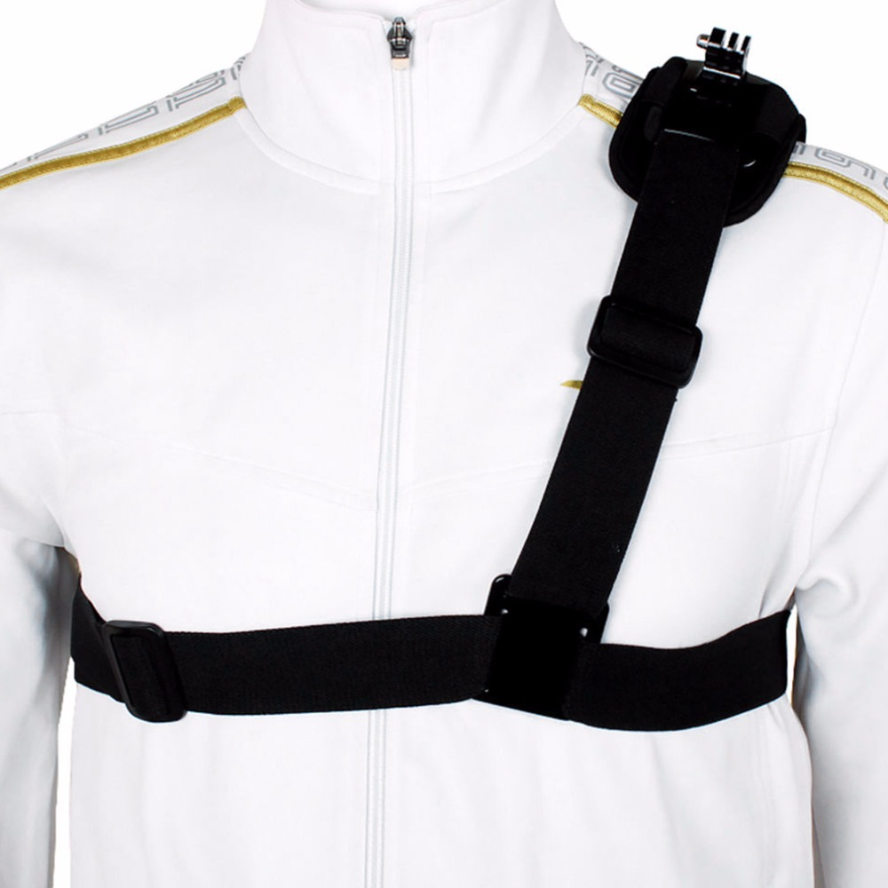 New Shoulder Chest Strap Mount Harness Belt For GoPro Hero 3 3+ 4 Session Wholesale dropshipping