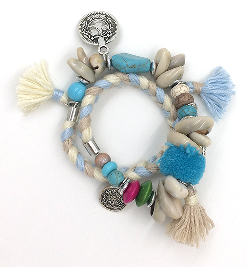 Bohemia Sea Beach Jewelry...