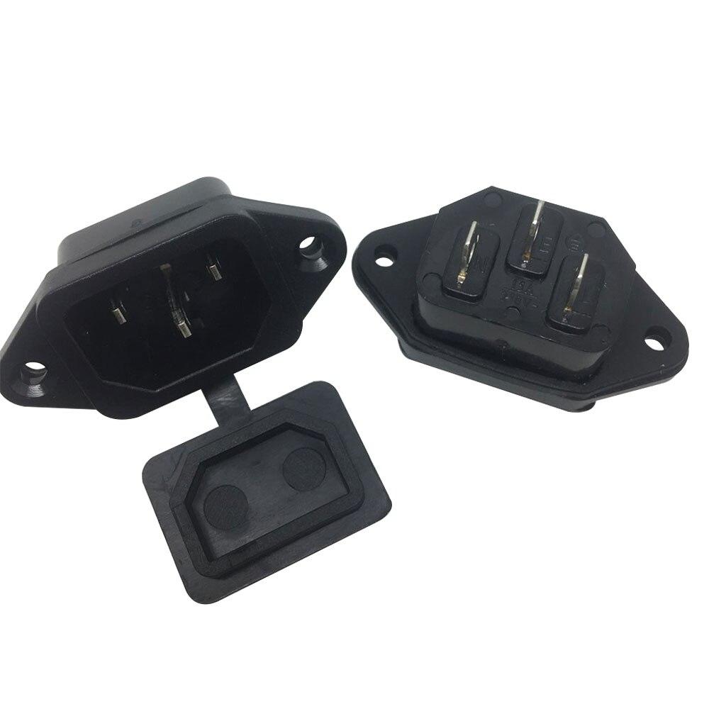 Charging Socket Electric Cars Socket Safety Socket Universal AC250V/10A Connection