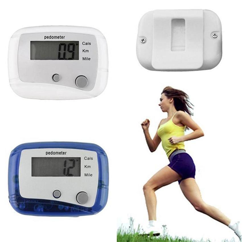 Leichte Schrittzähler Gürtel Clip Einfach Verwenden Mini Digital Lcd Run Schritt-pedometer Walking Distance Zähler Abs Gym Kalorien Tracker Sport & Unterhaltung