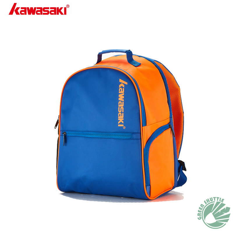Image 5 - 2019 New Kawasaki Mountaineering Travel Bag Badminton  Double Shoulder Backpack Student  Both Boys And Girls kbb 8208 8207-in Racquet Sport Bags from Sports & Entertainment