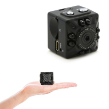 Mini Camera SQ10 HD Camcorder 1080P Sports DV Video Recorder with Night Vision Motion Detection Security Camera for Home Office цена