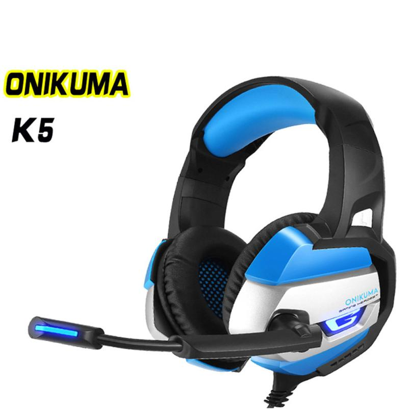 Best Gaming Headset Gamer Gaming Headphone for Computer PC PS4 with Microphone