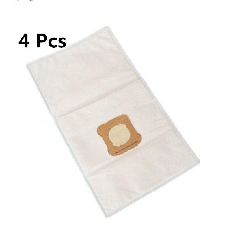 Galleria fotografica 4 PCS Fit pour Kirby G4 G5 G6 poussière sacs génération Microfibre aspirateur <font><b>Hoover</b></font> non - wowen sac à poussière hepa filtre poussière sac