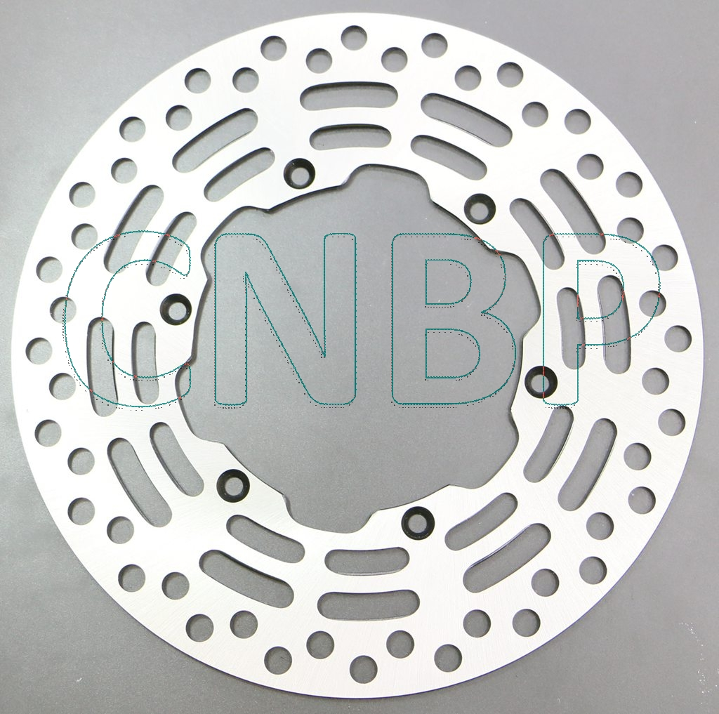 Pads RM125 RM250 Rear High Quality Brake Disc Rotor Suzuki Front 1996-1998