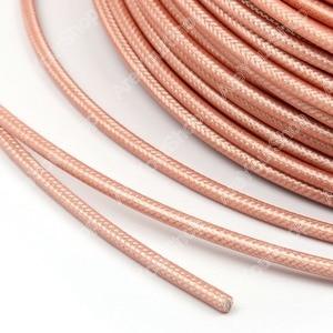 Image 3 - Areyourshop 販売 1000 センチメートル RG142 rf 同軸ケーブルコネクタ 50ohm M17/60 RG 142 同軸ピグテールケーブル 32ft プラグ