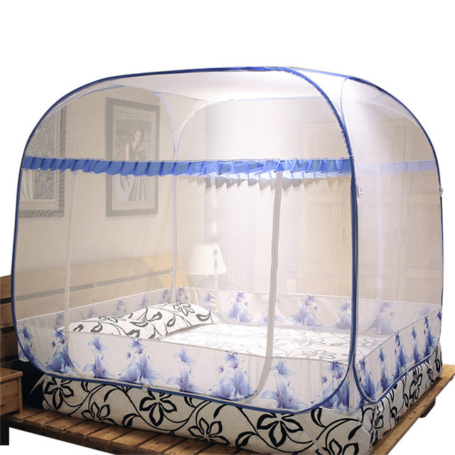 Mosquito Net For Double Bed New Romantic Home Simple Design Dome