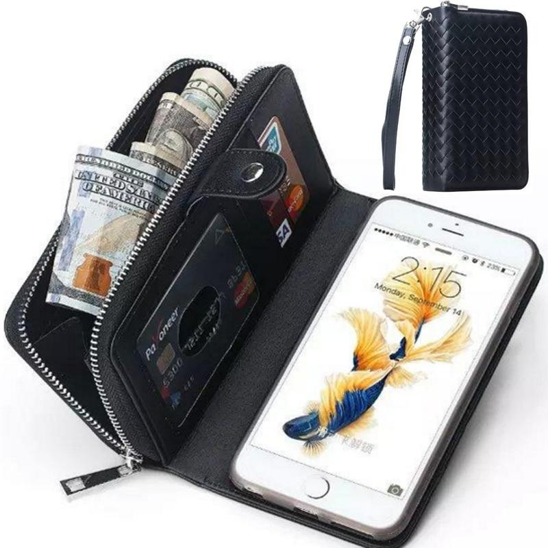 Цена за Для iPhone 6 6S кожаный чехол PU Накладка для Apple iPhone 6 4.7 бумажник сумки Fundas для iphone 6S флип Чехол
