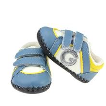 Baby First Walker Winter Newborns Booties Boys Girls Light Leopard Sneakers Rubber Sports Footwear Soccer Shoes 70A1035