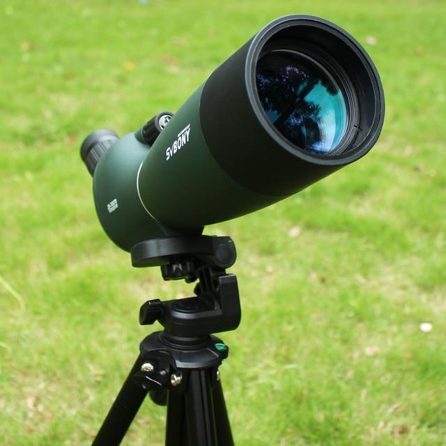 Telescope +Tripod Soft Case for Birdwatching SV28 50/60/70mm 3 Types Spotting Scope Waterproof 3