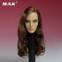 CGL 1:6 Scale Female head Angelina Jolie Sculpt F 12 Hot Toys Phicen Action Figure T-10