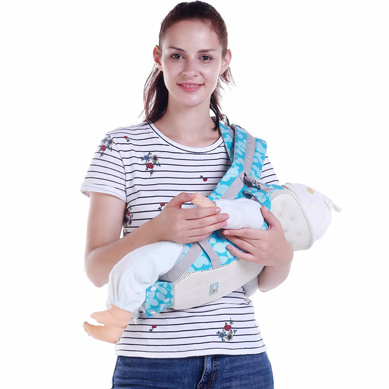Mother & Kids Activity & Gear Facing Kangaroos Hipseat Multifunctional Newborn Infant Front Baby Carrier Prevent O-type Legs Ergonomic Sling Backpacks New Hot