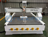 Jinan 3D Wood CNC Engraving Machine With Vacuum Table/3 Axis CNC Router 1325 1530/Aluminum CNC Cavring Engraving Machine DSP