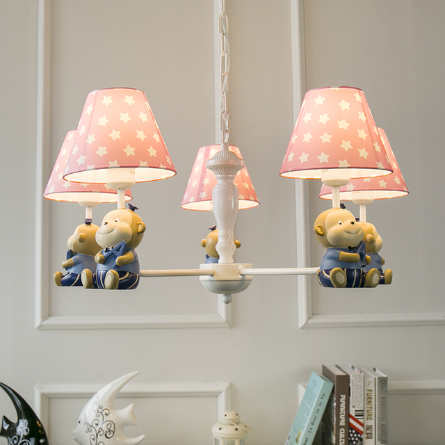 Am billigsten LED Kinder affe lampe für wohnzimmer Schlafzimmer ...