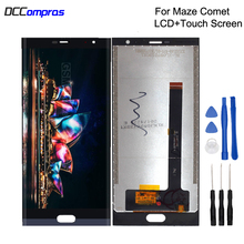 Original For Maze Comet LCD Display Touch Screen Digitizer Repair Phone Parts For Maze Comet Screen LCD Display Free Tools все цены