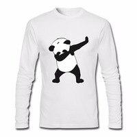 Mens T Shirts Dab Life Panda Dance Funny Men T Shirt Casual Christmas Gift 3D Printing