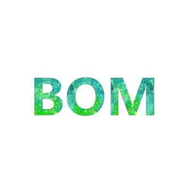 BOM обслуживание кабельный разъем часть