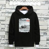 Autumn Street Wear Men Woman Hip Hop Black Red Hoodie Fashion Brand Clothing Skate Sweatshirts Men