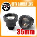 Nova 1/3 ''35mm M12 lente MTV CCTV Board Lens IR para Segurança CCTV Câmeras de Vídeo