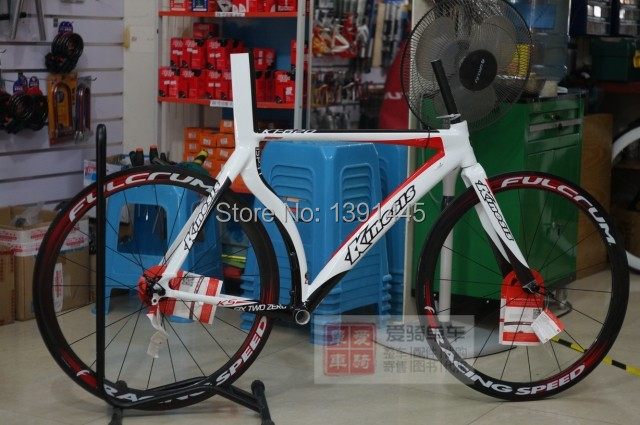 Top Qualityfree Shipping Kinesis Kt620 Tt Road Bike Frame Timing