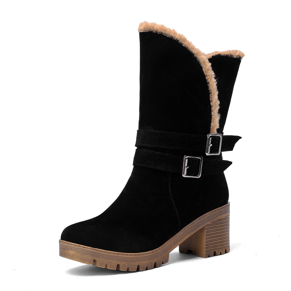 Womens Size 12 Snow Boots Promotion-Shop for Promotional Womens ...