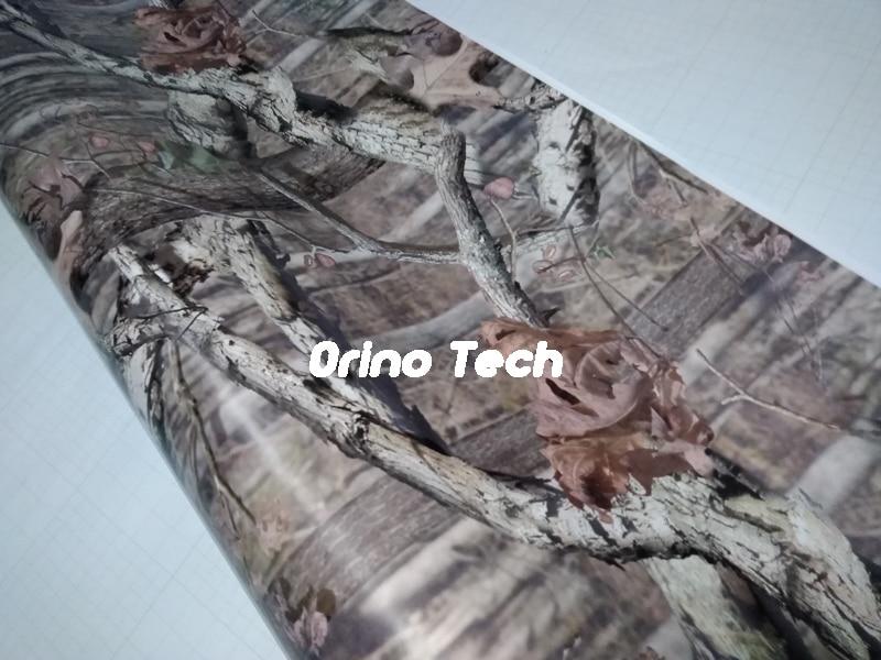 Shadow Gras Realtree Vinyl Film ORINO Auto Wrap Met Luchtbel Gratis Auto Styling Sticker Auto Motor Decal Wikkelen - 4