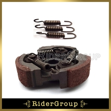 Pocket Dirt Bike Heavy Duty Keyway Steel Clutch With Spare Springs For 2 Stroke 47cc 49cc Engine Chinese Mini Kids Crosser ATV