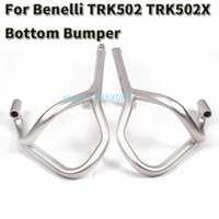 TRK502 Motorcycle Accessories Sliders Guards Engine Crash Bungs Protectors Side Safety Bottom Bumpers For Benelli TRK502X