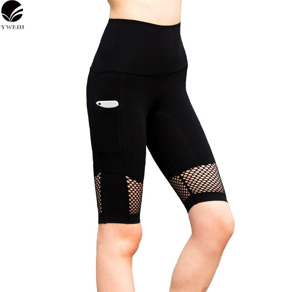 Korte Broek Dames Hoge Taille.Dames Met Korte Broek Korte Broek Met Yoga Shorts Hoge Taille Sportbroek