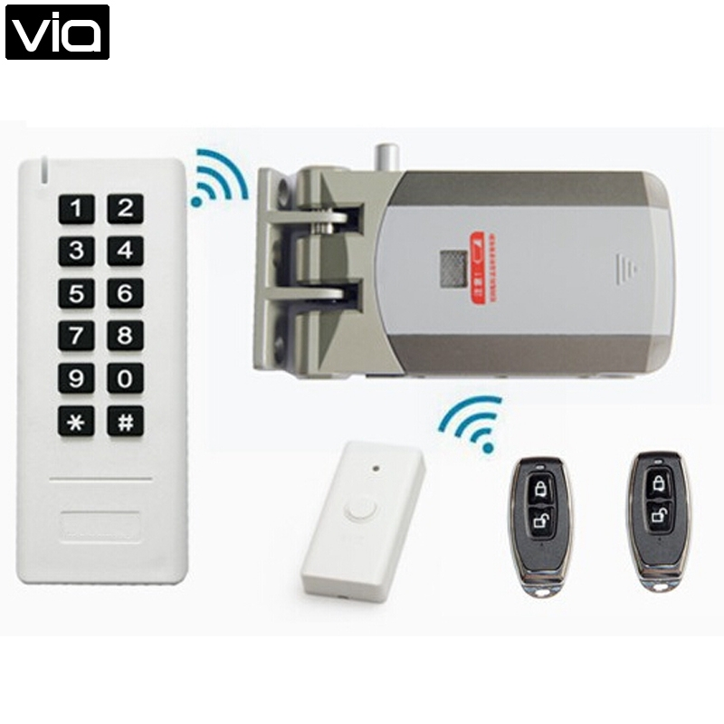 D1 Direct Factory 433MHz Powered By Batteries 2 Minutes DIY Installation Wireless Keypad RFID Access ControlD1 Direct Factory 433MHz Powered By Batteries 2 Minutes DIY Installation Wireless Keypad RFID Access Control