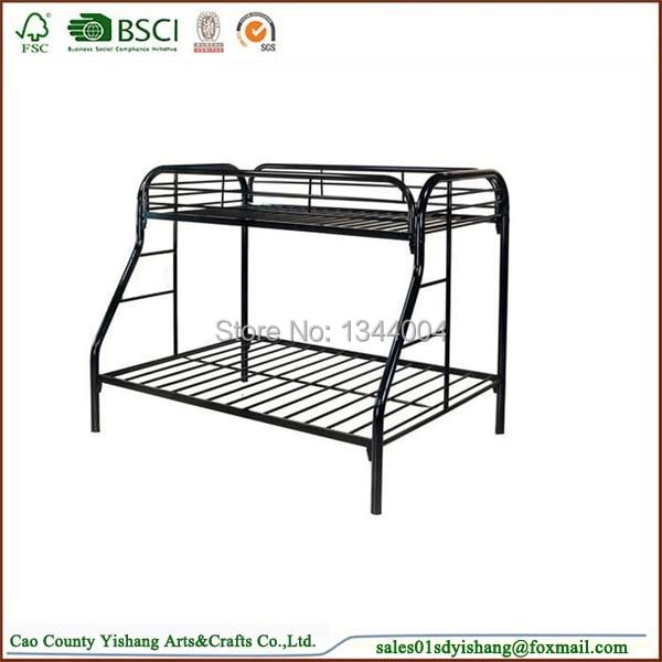 T / Full cama litera de Metal hecha of tubo de acero / hierro ...