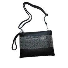 New Ladies PU Leather-based Tassel Shoulder Night Envelope Bag Purses Clutch Bag LT88