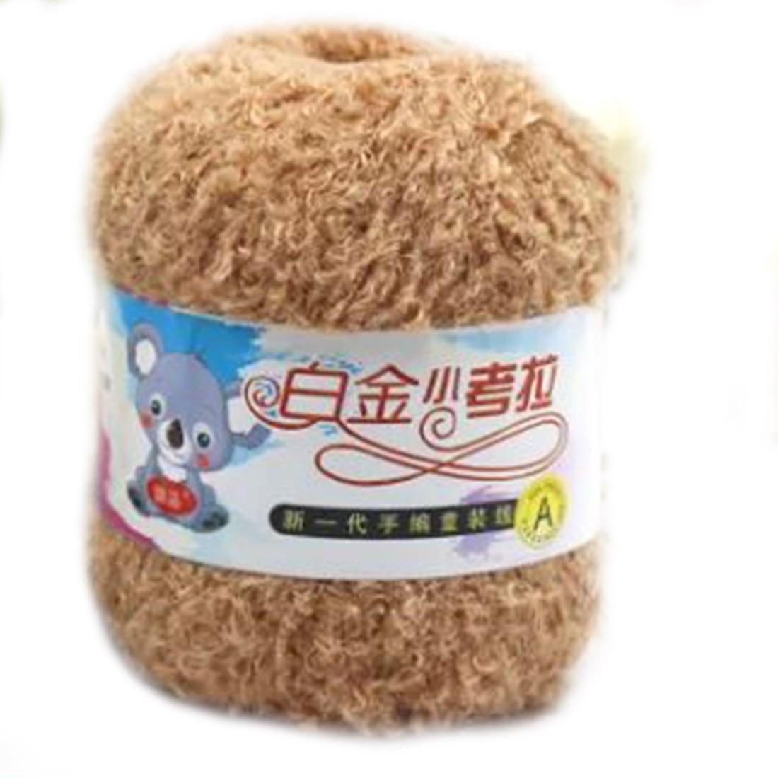Велика мека топла дуга коса памучна - Уметност, занатство и шивање - Фотографија 6