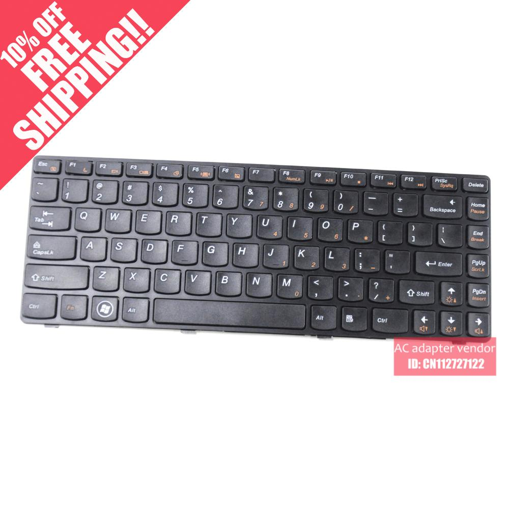 New FOR <font><b>LENOVO</b></font> G480 G485 G490 Z380 <font><b>Z480</b></font> Z485 G400 G405 <font><b>Keyboard</b></font> image