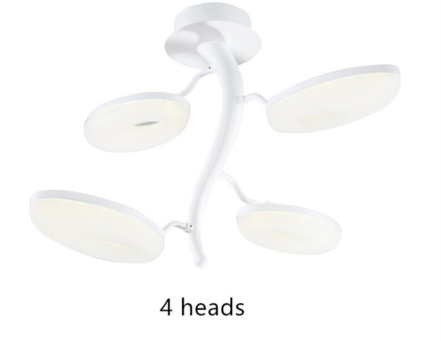 LED Profi LED acrylique restaurant plafonniers personnalité créative moderne contracté chambre plafonniers