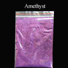 Collorful glitter amethyst applied in printing ink paint cosmetics plastic leather handicrafts ornaments toys coating