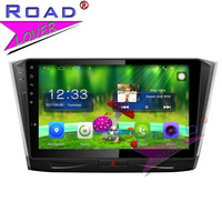 TOPNAVI Android 6 0 2G 32GB Two Din 10 1 Car GPS Navigation Player For VW