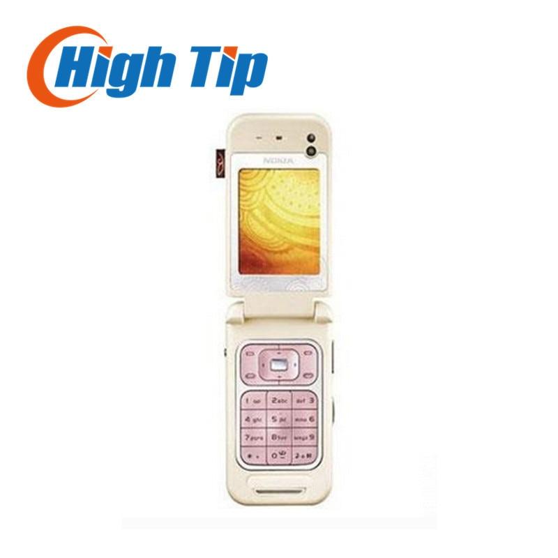 Nokia 7390 Original Nokia 7390 mobile phone Bluetooth 3 15MP Free Shipping Refurbished