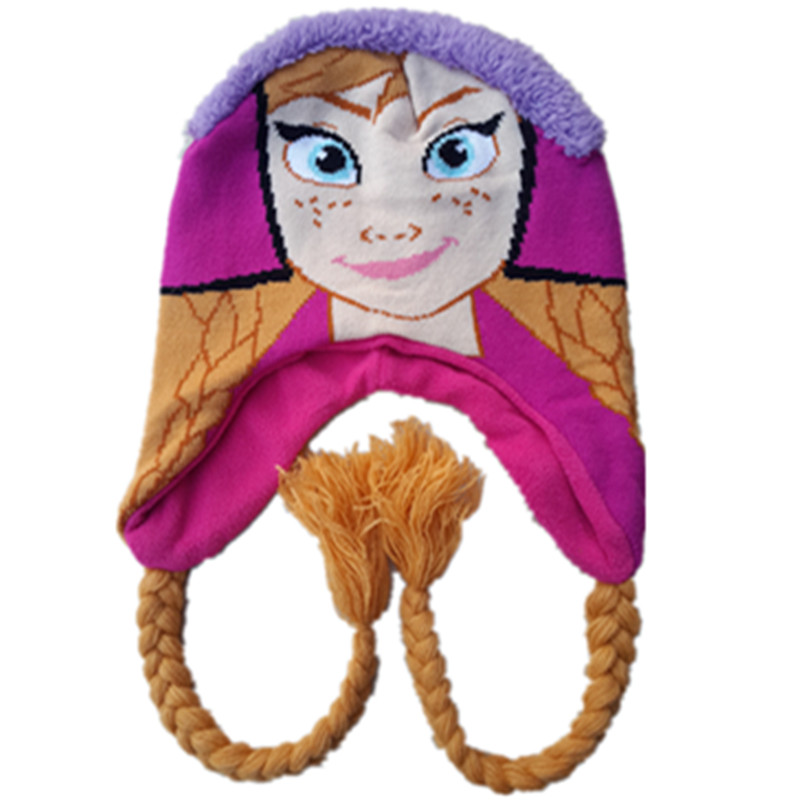 Winter Hats Cartoon Olaf Elsa Anna Beanies Cute Costume Knitting Kids Knitted Caps Gorro Masculino Bones Gorras Skullies Beanies schwarzkopf лак для волос сильной фиксации schwarzkopf osis freeze 1918571 500 мл