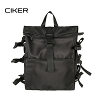 CIKER Brand Waterproof Nylon Backpack Women Big Capacity Bag Cute Bow School Bags Backpacks For Teenage