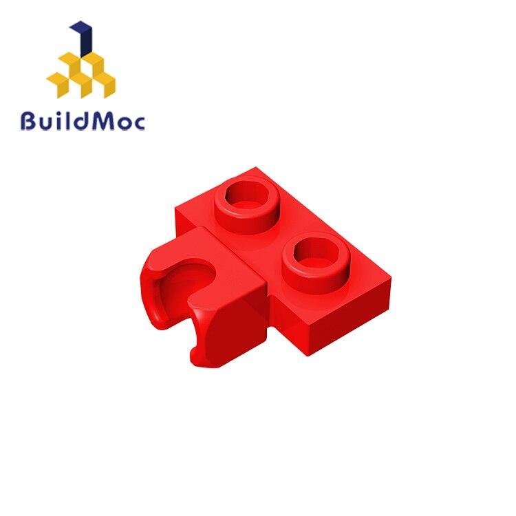 BuildMOC Compatible Assembles Particles 14704 2x1 For Building Blocks Parts DIY Enlighten Bricks Educational Tech Parts Toys